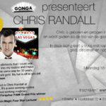 Gonga Star Lecture Chris Randal