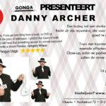 Gonga Star Lecture Danny Archer