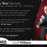 Gonga Star Lecture Geoff Williams