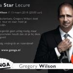 Gonga Star Lecture Gregory Wilson