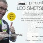 Gonga Star Lecture Leo Smetsers