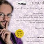 Gonga Star Lecture Quintus de paarse goochelaar