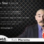 Gonga Star Lecture Rich Marotta