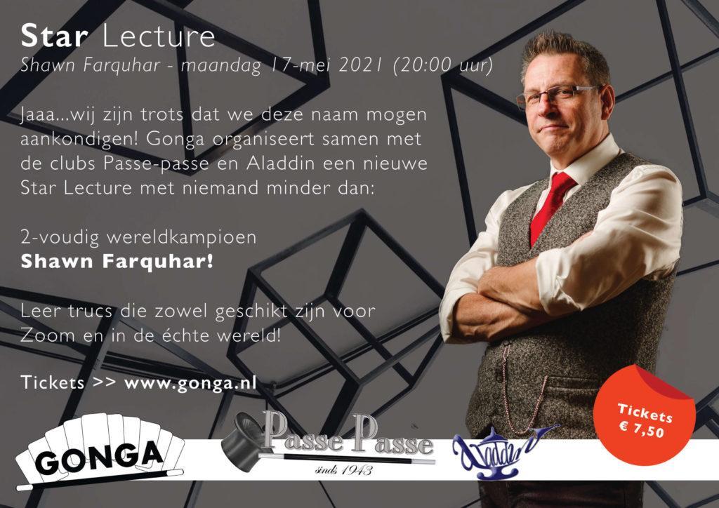 Shawn Farquhar Star Lecture