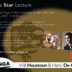 Gonga Star Lecture Will Houstoun en Harry De Cruz